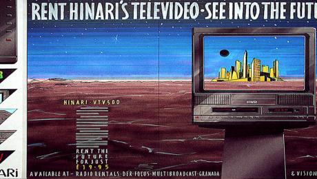 Hinari Televideo – national daily news adverts